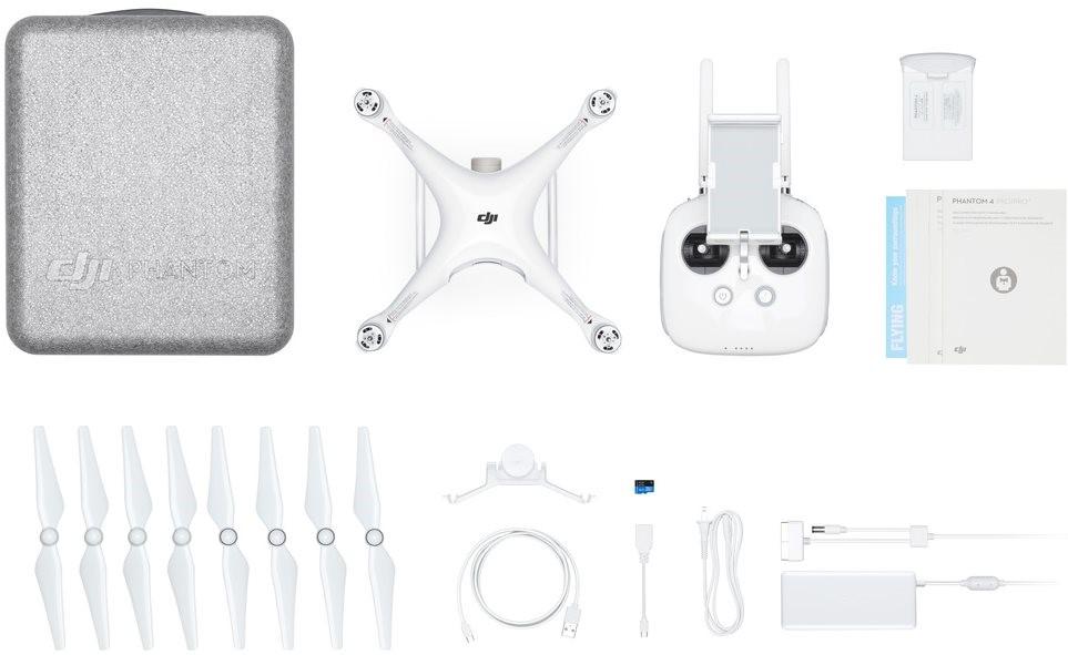 DJI Phantom 4 pro accessories
