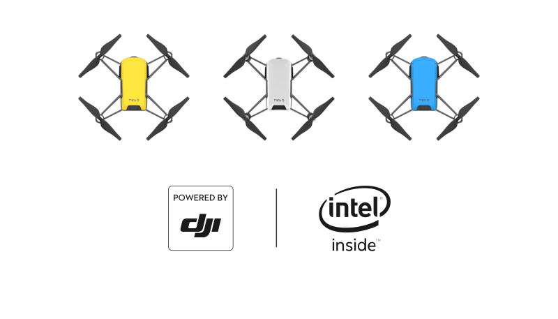 DJI Tello and Intel